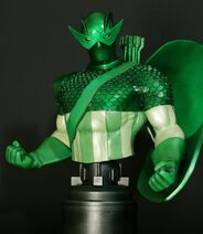 Super Adaptoid bust1