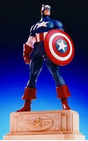 Captain america stat @ mini