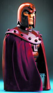 Magneto Bust