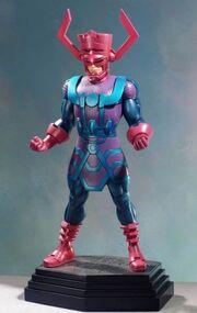 Galactus statue