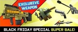 Fan's Choice Weapons Pack View-0