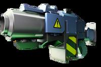 Plasma Shotgun Cutted