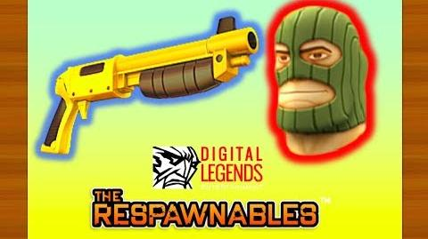 Respawnables Golden Shotgun vs Whiplash Crazy 47 kills!!! A must watch!!!
