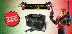 BlackCharroGear