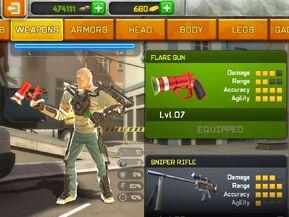 Flare gun image