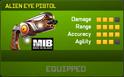 Alien Eye Pistol
