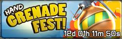 Hand Grenade Fest
