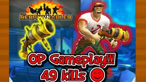 The Respawnables! Big Kaboom OP GamePlay!! Getting 49 kills!!!-0