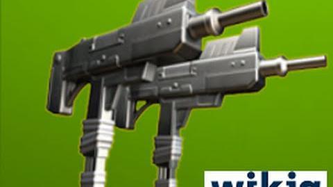 Respawnables - Dual Machine Guns
