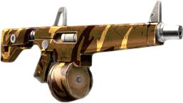 Automatic Shotgun Skin