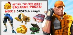 Week 1 Prizes
