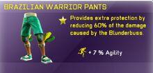 Brazilian Warrior Pants