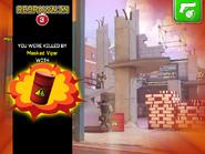 Explosive Barrel Kill
