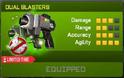 Dual Blasters