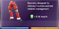 Santa's Jump Pants