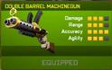 Double Barrel Machinegun