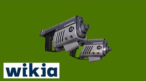 Respawnables - Dual Energy Pistols
