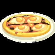 Pizza Florentine