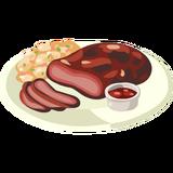 Texas Barbecued Brisket