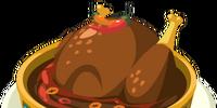 Chili Chocolate Chicken