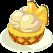 Pineapple Icecream
