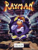 Rayman 1 cover