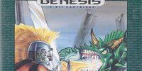 Gods (Sega Genesis)