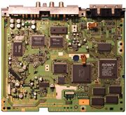 SCPH1001 motherboard