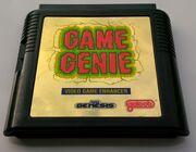Game Genie Sega Genesis