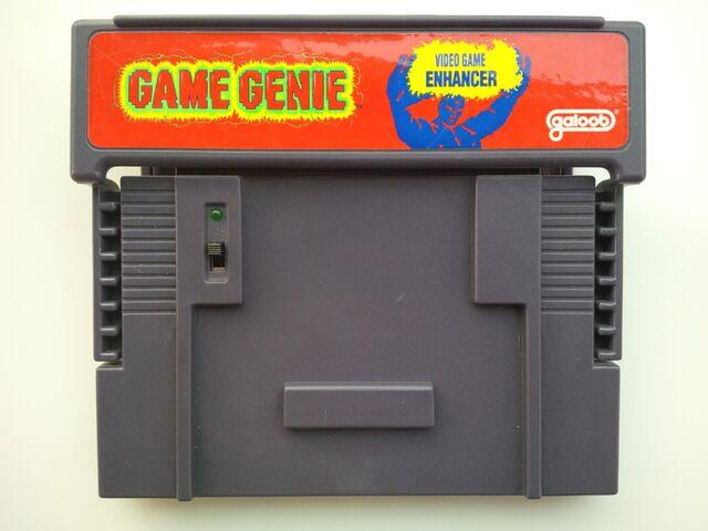 File:Game Genie Super Nintendo front.jpg