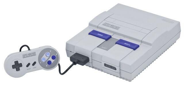 File:SNES-Model1-Console-Set.jpg