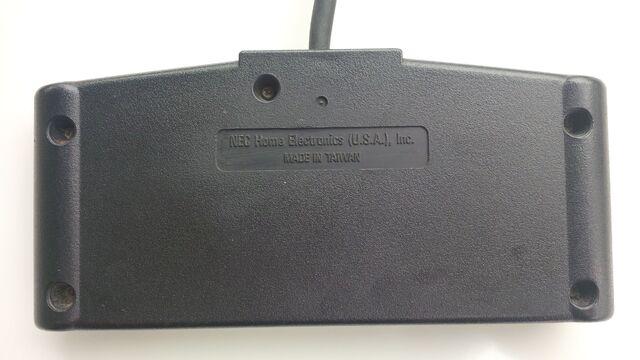 File:TurboGrafX-16 TurboPad underside.jpg