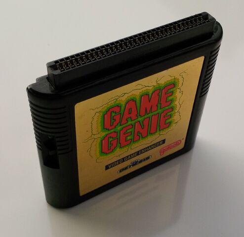 File:Game Genie Sega Genesis angle.jpg