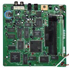 Sega CD mainboard