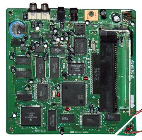 File:Sega CD mainboard.jpg