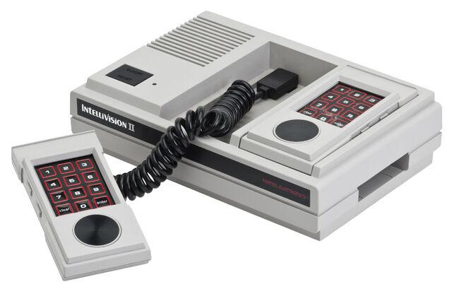 File:Intellivision II Console.jpg