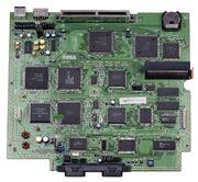 Sega-Saturn-Motherboard
