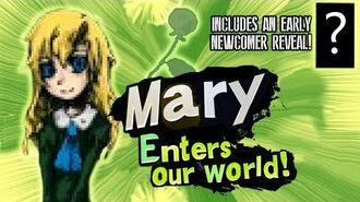 Smash Bros Lawl Character Moveset - Mary