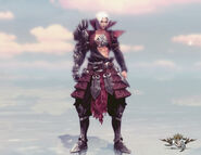 Blademaster Coustume (lv69) Front View (male)