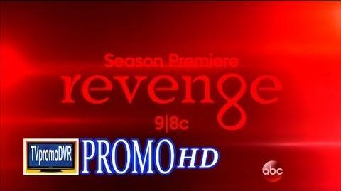 Revenge Season 3 Promo 2 and Betrayal Promo (HD) ABC Two Addictive Shows One Seductive Night
