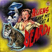 Alien cat beard