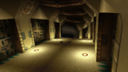Muse1 egypt hallway