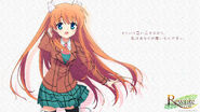 Chihaya Wallpaper