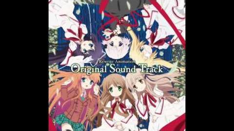 水谷瑠奈 『Rewrite Anime OST』