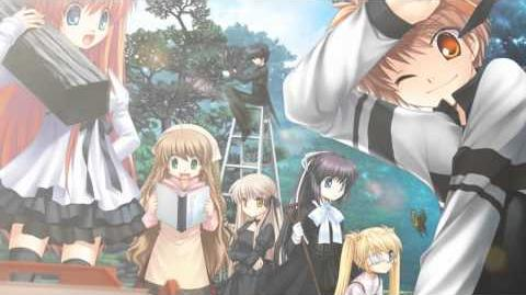 Rewrite-Visual Novel First Opening-