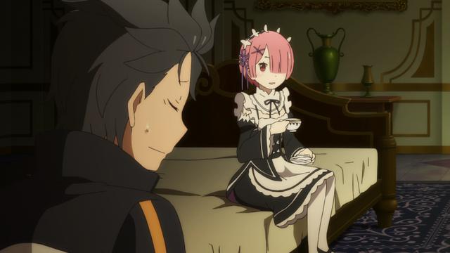 File:Subaru and Ram - Re Zero Anime BD - 3.png