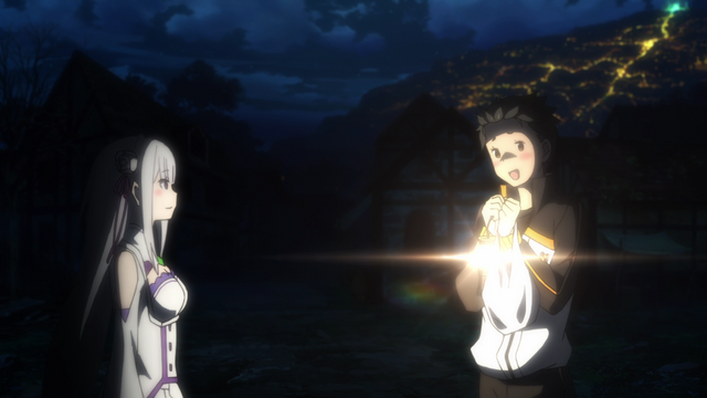 File:Subaru and Emilia - Re Zero Anime BD - 2.png