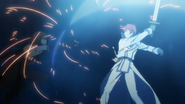Reinhard Vs Elsa - Re Zero Anime BD - 2