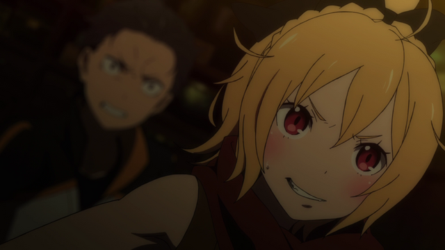 File:Felt and Subaru - Re Zero Anime BD - 2.png