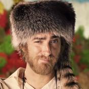 Rhett as William Clark